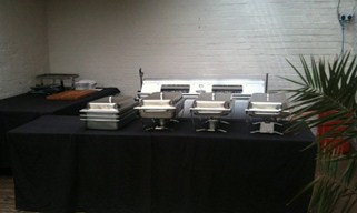 Hog roast equipment for hire