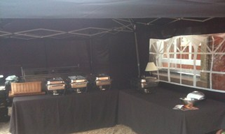 Hog roast caterers